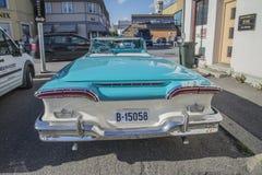 ?????????? ? ???????? ?????? 1958 ?????? Edsel Стоковое Изображение
