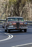 Edsel Citation Convertible 1958 Royaltyfri Bild