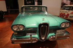 Edsel Citation hardtop 1958. Prices ranged from $ 2500 to $3800 Royalty Free Stock Image