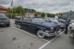 1958 Edsel Corsair 4 door Sedan Hardtop Royalty Free Stock Image