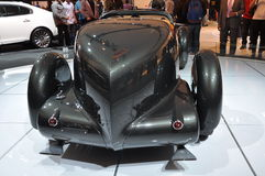 Edsel Ford's Model 40 Special Speedster. NEW YORK - APRIL 11: Edsel Ford's Model 40 Special Speedster at the 2012 New York International Auto Show running from Stock Image