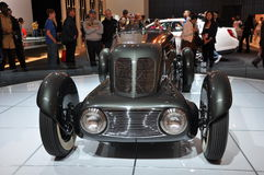Edsel Ford's Model 40 Special Speedster. NEW YORK - APRIL 11: Edsel Ford's Model 40 Special Speedster at the 2012 New York International Auto Show running from Stock Images