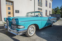 1958 Edsel Pacer Convertible Royalty Free Stock Photography