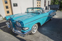 1958 Edsel Pacer Convertible Stock Images