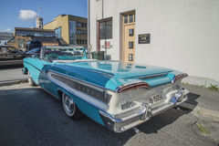 1958 Edsel Pacer Convertible Stock Photography