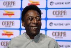 Edson Arantes font Nascimento - Pelé Photos stock