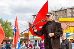 Eduard Limonov, russian nationalist writer and political dissident Royalty Free Stock Photos