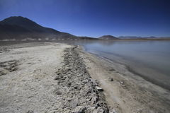 Eduardo Alveroa, Uyuni Боливия Стоковое Изображение RF