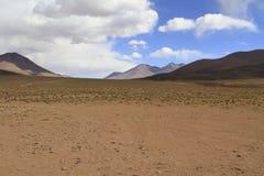 Eduardo Alveroa, Uyuni Bolivia Stock Photos