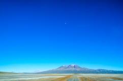 Eduardo Avaroa Andean Fauna National reserv, Bolivia Arkivfoto