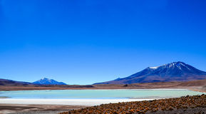 Eduardo Avaroa Andean Fauna National Reserve, Bolivia Royalty Free Stock Photos