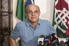Eduardo Bandeira de Melo Fotografia de Stock