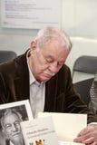 Eduardo Mendoza author Royalty Free Stock Image
