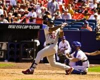 Eduardo Perez, St. Louis Cardinals. Stock Images