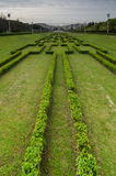 Eduardo VII πάρκο Στοκ φωτογραφία με δικαίωμα ελεύθερης χρήσης