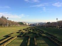 Eduardo VII Park Fotografering för Bildbyråer