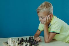 Educação da casa das crianças imagens de stock royalty free