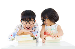 Educação da criança fotografia de stock