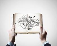 Educação do negócio Imagem de Stock Royalty Free