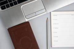 Educação e conceito do negócio E imagens de stock