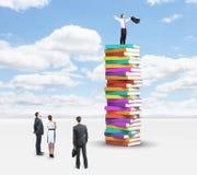 Educação e sucesso Foto de Stock