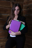 Educação, negócio Fotografia de Stock Royalty Free