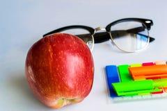 Educação saudável Foto de Stock Royalty Free