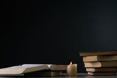Educación, concepto del conocimiento Foto de archivo