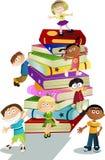 Educación de los niños libre illustration