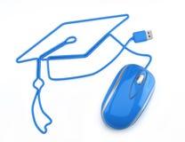 Educación en línea libre illustration
