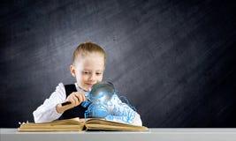 Educación escolar Foto de archivo