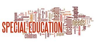 Educación especial libre illustration