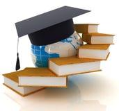 Educación global stock de ilustración