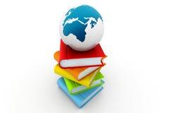Educación global Foto de archivo libre de regalías