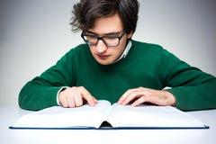 Educación illustration_study Foto de archivo libre de regalías