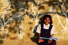 Educación rural Foto de archivo libre de regalías