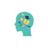 Educación y aprendizaje stock de ilustración
