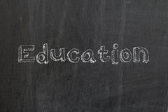 Educación Fotografía de archivo libre de regalías