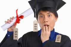 Educación costosa Fotos de archivo libres de regalías