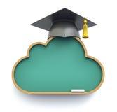 Educación en línea Foto de archivo