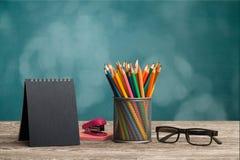 Educate. Concept auditorium background blackboard chalkboard class royalty free stock photos