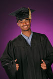 Educated graduate Stock Images