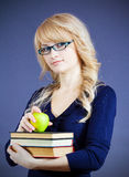 Educated women Stock Images