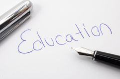 Education Royalty Free Stock Photo