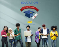 Education Achievement College Academic Concept Royalty Free Stock Photos