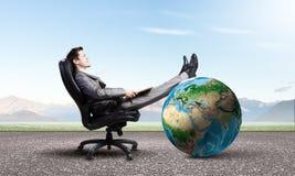 Education advantage Royalty Free Stock Image