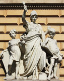 Education (allegorical architectural composition) Royalty Free Stock Photography