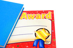 Education Award Royalty Free Stock Photos