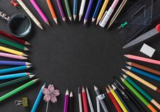 Education, Back to School concept with copy space stock images