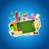 Education Background Royalty Free Stock Image